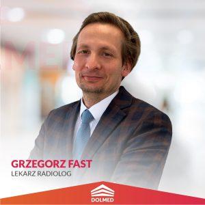 Grzegorz Fast radiolog dolmed wrocław